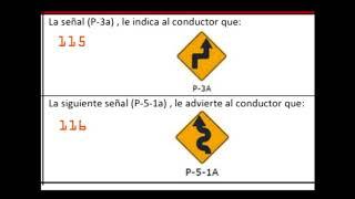 Preguntas 2018 (4/4) Examen de Conocimientos Licencia de Conducir A1 TOURING MTC PERU (Audio/Imagen)