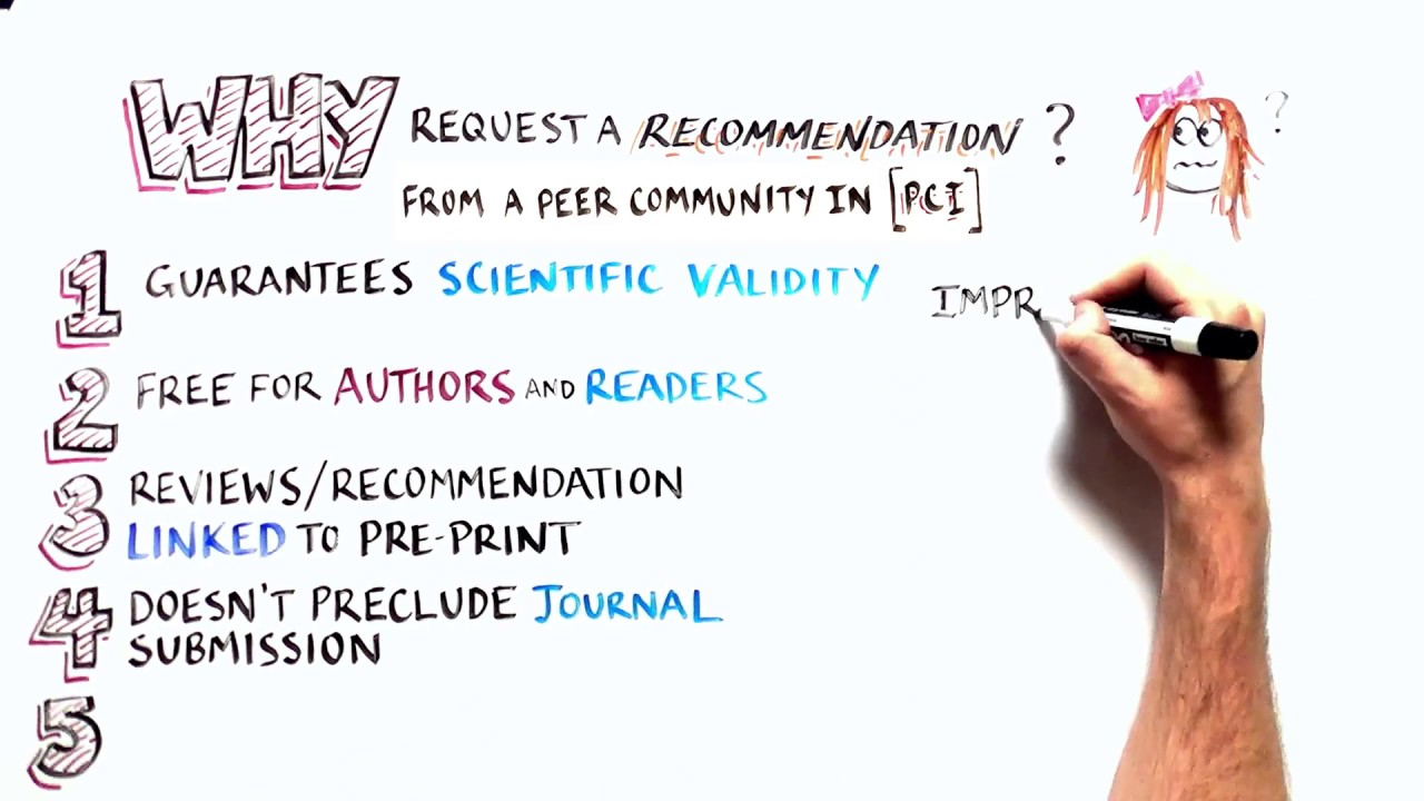 Peer Community in    A free recommendation process of