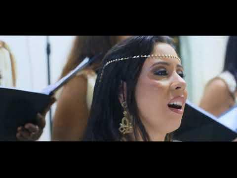 Quarteto Gilearde em Ubaíra aniversario do coral Cadimiel