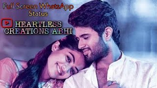 Phir Mohabbat    Dil Sambhal Ja Zara Sad Songs Arijit Singh Full Screen WhatsApp Status Sad Songs ❤️