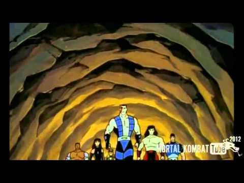 MK Defenders Of The Realm Capitulo 02 'El Ataque De Scorpion' Latino