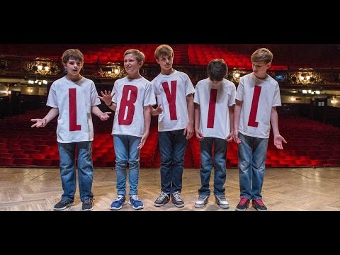 Billy Elliot Live  - Once We Where Kings + The Letter (Reprise)