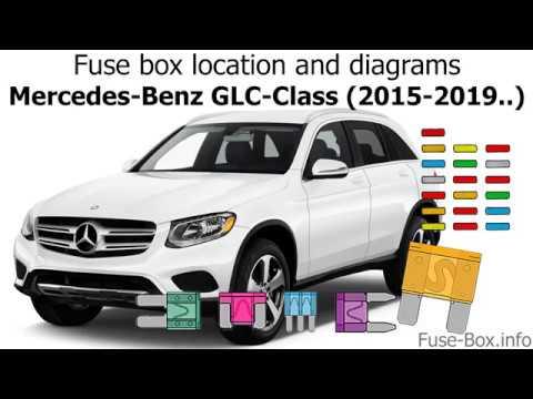 [SCHEMATICS_4FD]  Fuse box location and diagrams: Mercedes-Benz GLC-Class (2015-2019..) -  YouTube | 2015 Lexus Nx Fuse Diagram |  | YouTube
