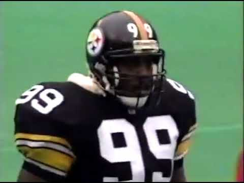1993 Steelers 37 vs Saints 14