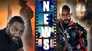 The Dark Tower 2017 Idris Elba, Deadshot for Ben Affleck Batman movie? - Beyond The Trailer(The Dark Tower 2017 wants Idris Elba! Will Smith as Deadshot might join Ben Affleck in solo Batman movie! http://bit.ly/subscribeBTTMovieMath Beyond The ..., 2015-12-11T17:17:22.000Z)