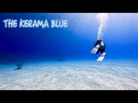 奇跡の青。慶良間諸島・渡嘉敷島ダイビングHD動画。Diving in kerama