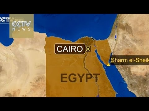 Egypt PM: Russian jet crashes in Sinai Peninsula