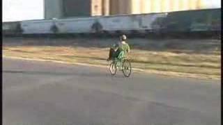 Bandito Short Wheel Base Recumbent Bike