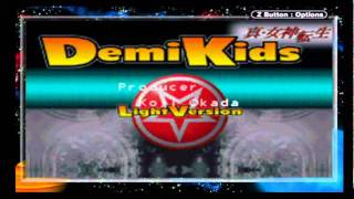 DemiKids Light Version:  Ending