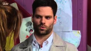 Robbie Wants Debbie All To Himself - Emmerdale