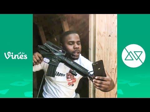 Funny HahaDavis Big Fella Instagram Videos Compilation 2018 #4