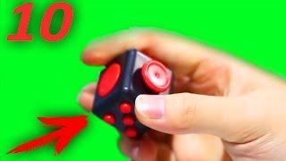 видео Fidget Cube: реальные отзывы об игрушке-антистресс Фиджет куб