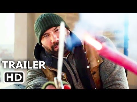 BUSHWICK   2017 Dave Bautista, Brittany Snow , Action Movie HD