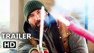 BUSHWICK Official Trailer (2017) Dave Bautista, Brittany Snow , Action Movie HD