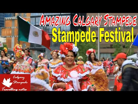 Amazing Calgary Stampede 5 July 2019 @4