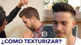 Aprende a texturizar un corte de cabello Corto ¿Que es texturizar? ★ By Vilain Sidekick