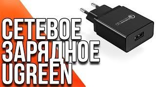Зарядное устройство Ugreen - Обзор и тест