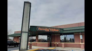 Family Video Rental Store Walk-Through 1-30-2020