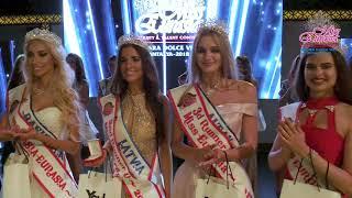AWARD CEREMONY MISS EURASIA-2018