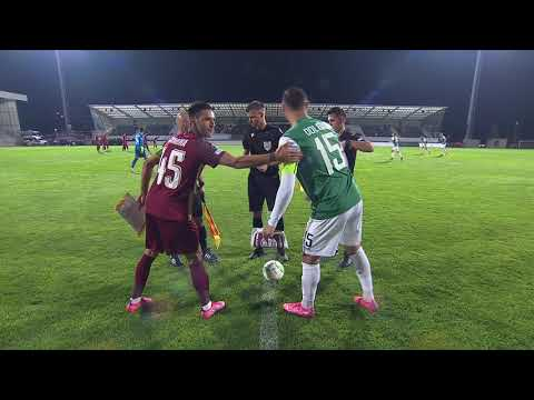 Jablonec CFR Cluj Goals And Highlights
