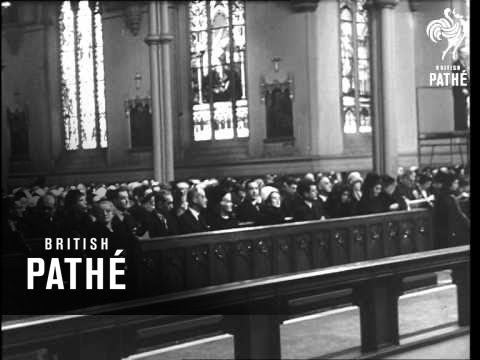 Kennedy Memorial Service (1964)