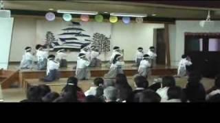 白虎隊剣舞.