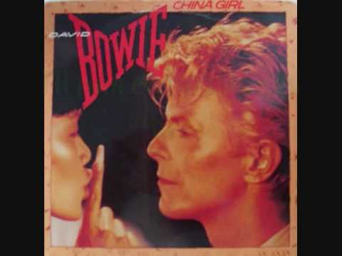 China Girl - David Bowie (with lyrics)