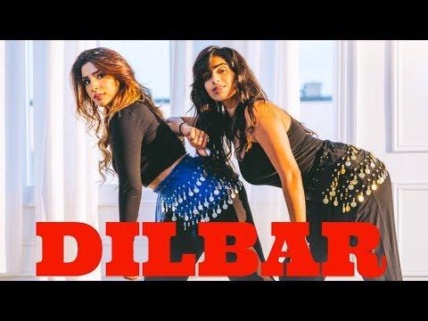 Dilbar Dance   Tia Bhatia & Tanvir   Satyameva Jayate