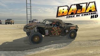bAJA: EDGE OF CONTROL HD - PS4 REVIEW