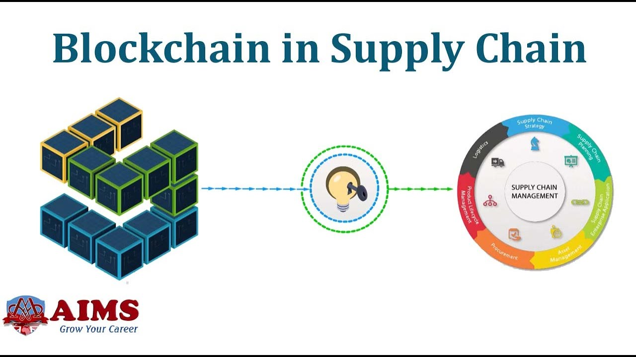 What is Blockchain in Supply Chain Management? | AIMS (UK)