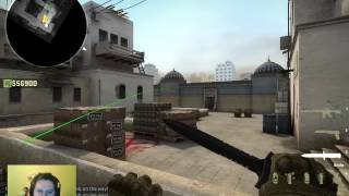 Szkoła CS:GO Lekcaja 7: Dust2 - granaty