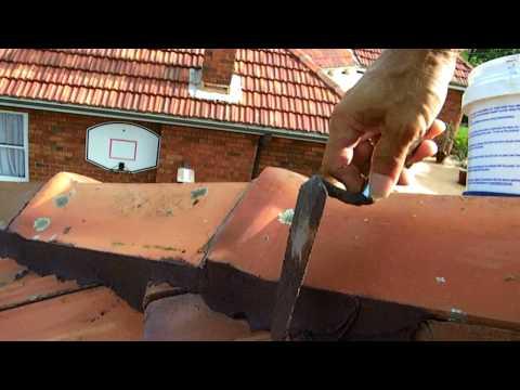 Flexim Roof Mortar Ridge Caps Mp4 Doovi