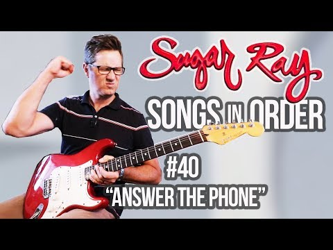 Sugar Ray, Answer The Phone - Song Breakdown #40