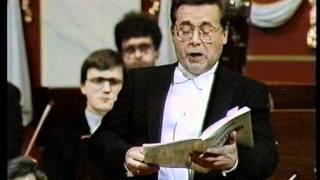 "Mendelssohn Bartholdy Paulus Nr.40 Tenorarie ""Sei getreu bis in den Tod"""