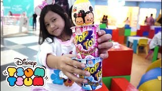 Buka Pop Toy + Mainan Surprise Egg Disney Tsum Tsum 💖 yuk kita lihat apa isinya.....