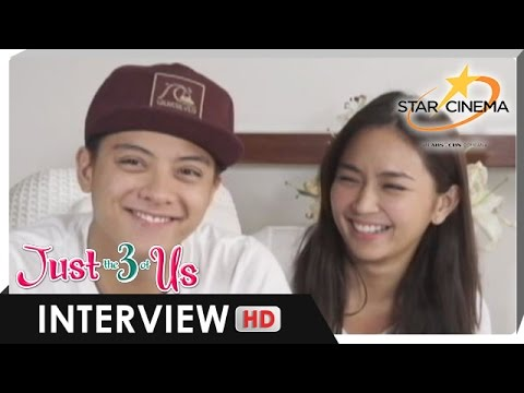 Interview | Kathryn Bernardo, Daniel Padilla  | 'Just The 3