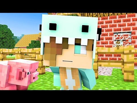 Psycho Girl Sister 1-2 Complete Minecraft Music Video Series
