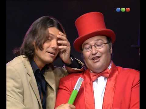 "Show del chiste, ""Larry de Clay"" - Videomatch"