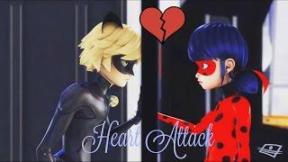 Miraculous Ladybug - Heart Attack [AMV]