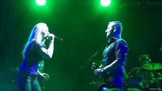 Liv Kristine & Raymond Rohonyi - A Hamlet for a Slothful Vassal (live in Moscow)
