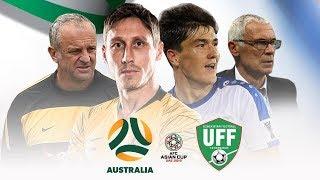 Uzbekistan - Australia ( Asian Cup 2019) Mag'lubiyat