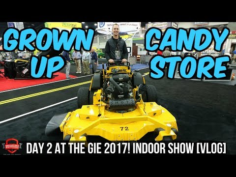 GIE Expo 2017 | Day 2 Louisville KY - Indoor Expo and Having Fun!! [Part 2]