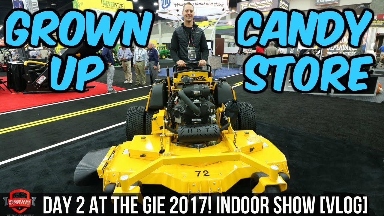 GIE Expo 2017 | Day 2 Louisville KY - Indoor Expo and Having Fun ...