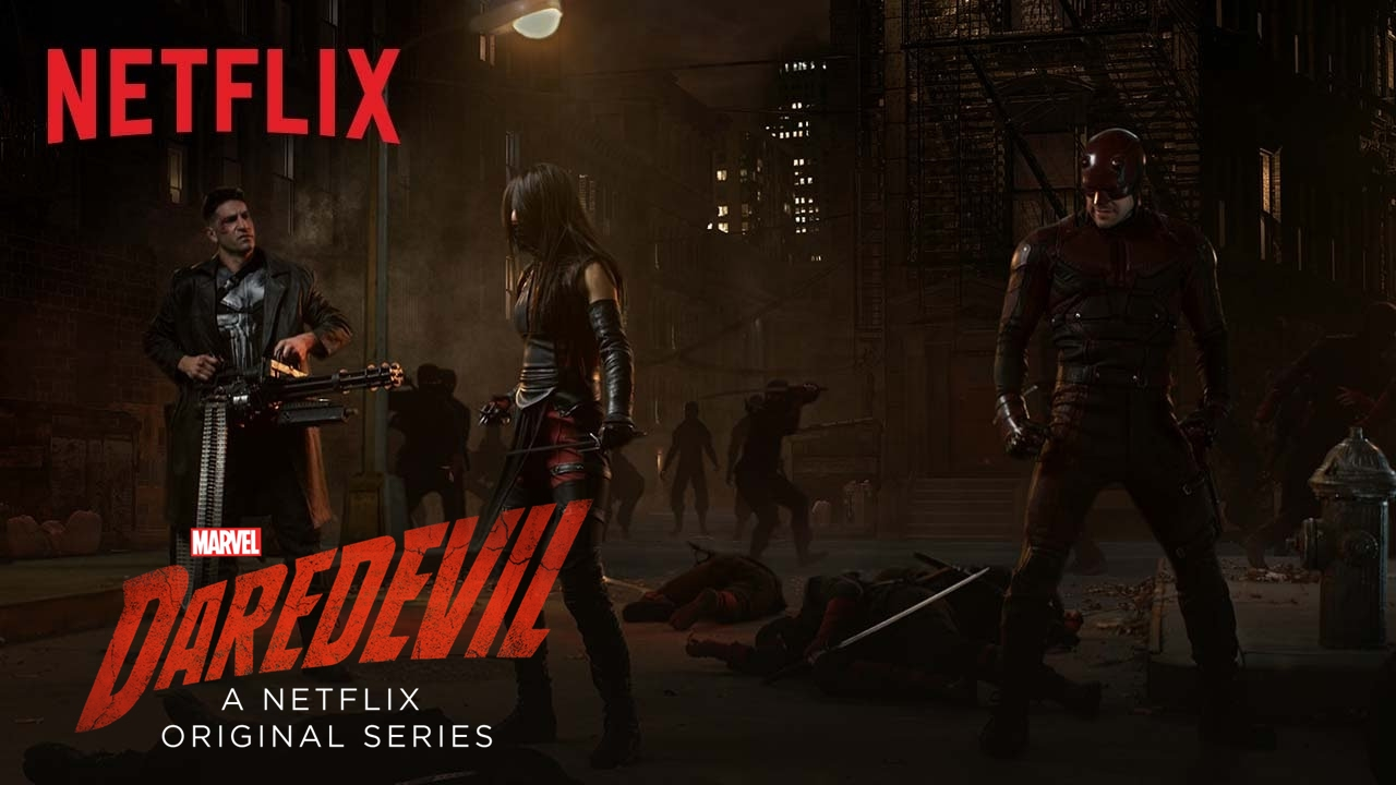 Marvel S Daredevil Season 2 Ensemble Hd Netflix