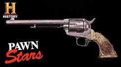 Pawn Stars: 17 RARE & EXPENSIVE GUNS | History