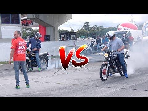 MOTOR SHOW 2017 - DUELO DE TITANS!!!