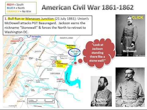an analysis of the events in the american civil war The american civil war was the largest and most destructive conflict in the western world between trigger events of the civil war civil war overview slavery in.
