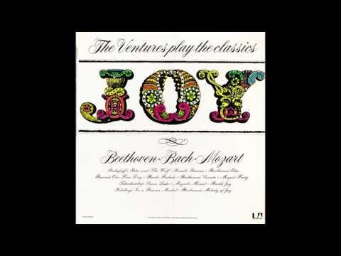 "Ventures – ""Beethoven Medley"" (UA) 1972"