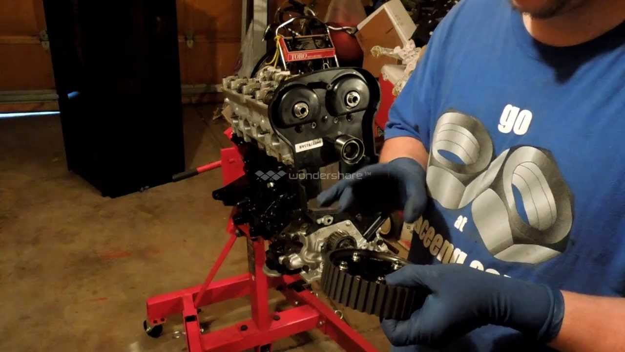 420a Performance Engine Build Pt 23