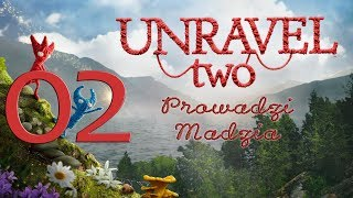[PS4] Unravel Two #02 - Chapter 2 - Hideaway cz.1